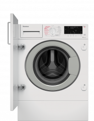 Blomberg LRI1854310 8kg integrated washer dryer