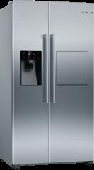 Bosch KAG93AIEPG American fridge freezer
