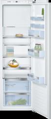 Bosch KIL82AFF0G Built-in column fridge with 4* ice box