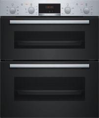 Bosch NBS113BR0B Built-under double oven
