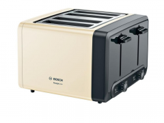 Bosch TAT4P447GB 4 slice toaster