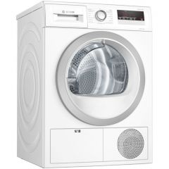 Bosch WTH85222GB 8kg heat pump tumble dryer