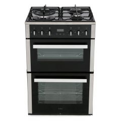 Cda CFG610SS 60cm gas double oven cooker