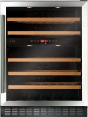 Cda FWC604SS 60cm freestanding wine cooler