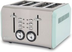 Haden 183774 Cotswold Sage 4 Slice Toaster