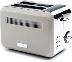 Haden 189707 Cotswold Putty 2 Slice Toaster