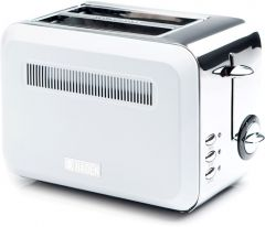 Haden 189714 Cotswold White 2 Slice Toaster