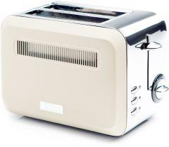 Haden 189745 Boston Cream 2 Slice Toaster