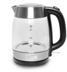 Haden 197214 Guildford Glass Kettle