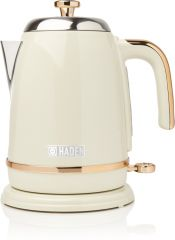 Haden 198778 Salcombe Cream + Copper Kettle