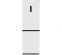 Hisense HSTNFFF186DWH Tall frost free fridge freezer