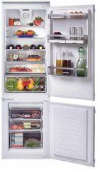 Hoover BHBF172NUK Built-in frost free fridge freezer