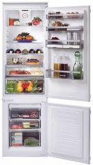Hoover BHBF182NUK Built-in frost free fridge freezer