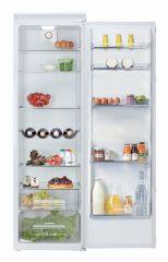 Hoover HBOL172UK/N Built-in column larder fridge