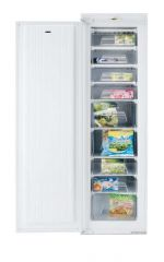 Hoover HBOU172UK/N Built-in column tall freezer