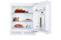 Hoover HBRUP160NK/N Built-under larder fridge