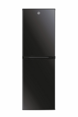 Hoover HHCS517FBK 55cm wide fridge freezer
