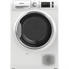 Hotpoint NTM118X3XBUK 8kg heat pump tumble dryer