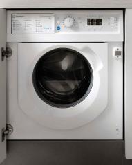 Indesit BIWMIL71252UKN Built-In 7Kg Washing Machine
