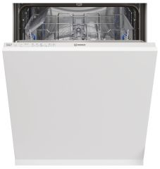 Indesit DIE2B19UK Fully integrated dishwasher