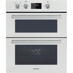 Indesit IDU6340IWH Built-under double oven