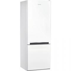 Indesit LI6S1EWUK 60Cm Wide Fridge Freezer