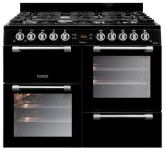 Leisure CK100F232K 100cm Dual Fuel Range Cooker