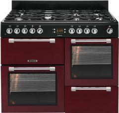 Leisure CK110F232R 110cm Dual Fuel Range Cooker