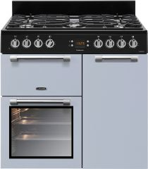 Leisure CK90F232B 90cm Dual Fuel Range Cooker