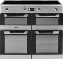 Leisure CS100D510X 100cm Induction Range Cooker