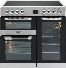 Leisure CS90C530X 90cm Ceramic Range Cooker