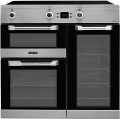 Leisure CS90D530X 90cm Ceramic Range Cooker