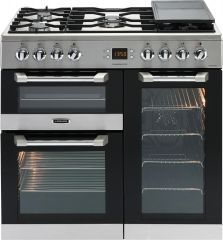Leisure CS90F530X 90cm Dual Fuel Range Cooker