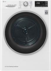 LG FDJ608W 8kg heat pump tumble dryer