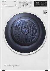 LG FDV309W 9Kg Heat Pump Tumble Dryer