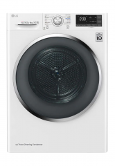 LG RC80U2AV2W 8kg heat pump tumble dryer