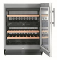 Liebherr UWTES1672 Integrated undercounter wine cooler