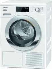 Miele TEF645WP 8kg heat pump tumble dryer