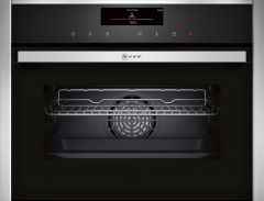 Neff C18FT56N1B Compact steam oven