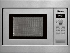 Neff H53W50N3GB Built in microwave oven
