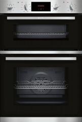 Neff U1GCC0AN0B Built-in Double Oven