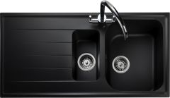 Rangemaster AME1052AS/ Amethyst Igneous 1.5 bowl sink