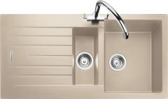 Rangemaster AND1052SN/ Andesite Igneous 1.5 bowl sink