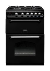 Rangemaster CLAS60NGFBL/C Classic 60cm gas cooker