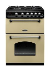 Rangemaster CLAS60NGFCR/C Classic 60cm gas cooker