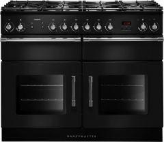 Rangemaster ESP110DFFBL/C Esprit 110cm dual fuel range cooker
