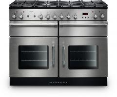Rangemaster ESP110DFFSS/C Esprit 110cm dual fuel range cooker