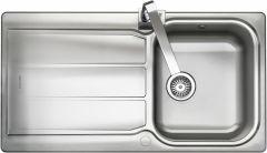 Rangemaster GL9501/ Glendale single bowl sink reversible