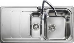 Rangemaster HS9852/ Houston 1.5 bowl sink