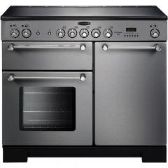 Rangemaster KCH100ECSS/C Kitchener 100cm ceramic range cooker